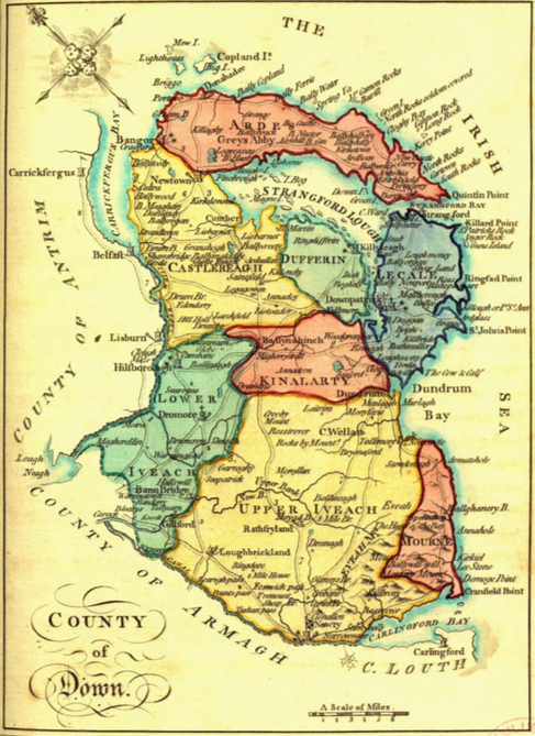County Down - 1776